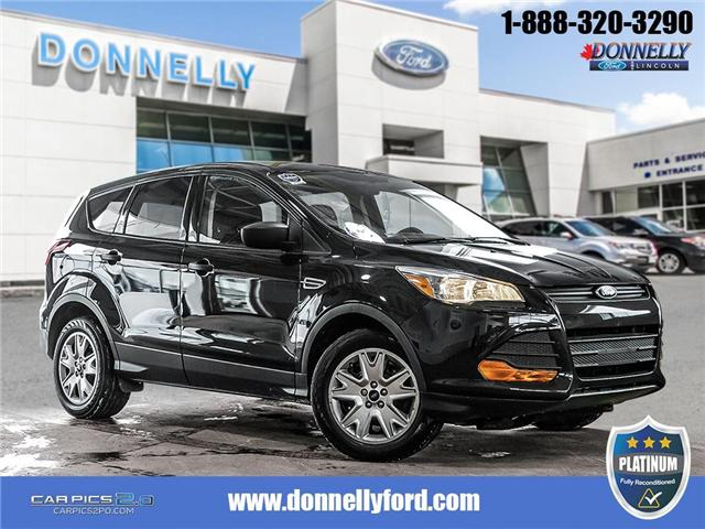 2015 Ford Escape S (Stk: PLDR1944AT) in Ottawa - Image 1 of 29