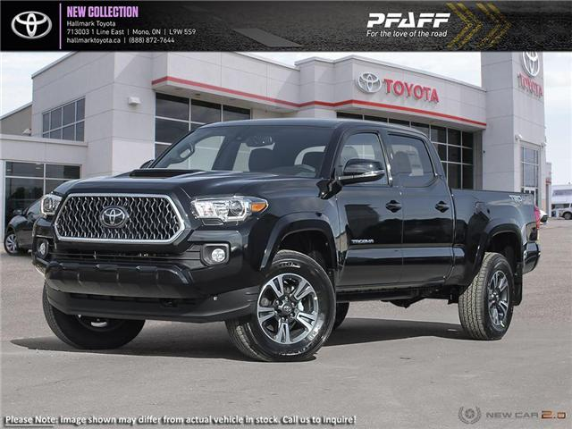 2019 Toyota Tacoma 4x4 Double Cab V6 TRD Off-Road 6A (Stk: H19095) in Orangeville - Image 1 of 24