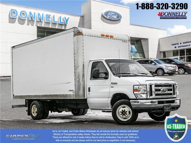 2016 Ford E-450 Cutaway Base (Stk: PBWDR1953AL) in Ottawa - Image 1 of 24
