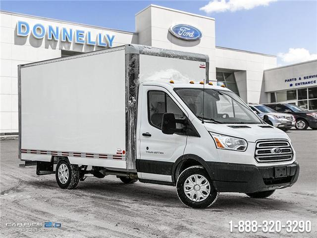 2019 Ford Transit-350 Cutaway Base (Stk: DS211) in Ottawa - Image 1 of 27