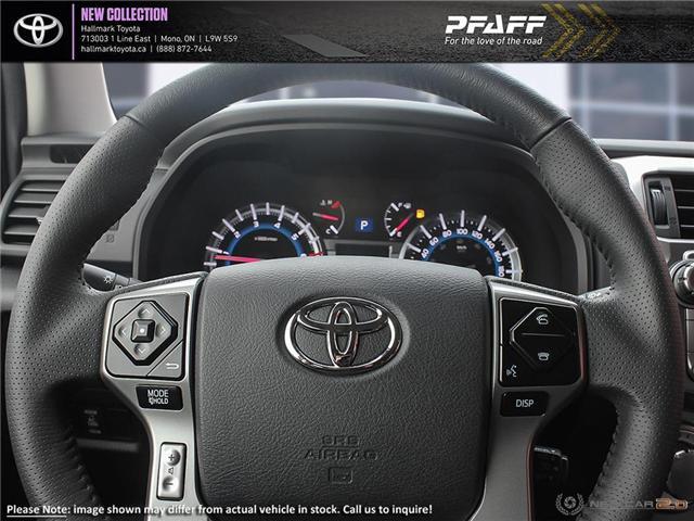 2019 Toyota 4Runner SR5 V6 5A (Stk: H19204) in Orangeville - Image 14 of 24