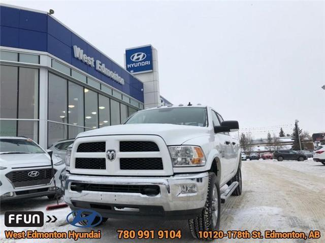 2018 RAM 2500 SLT (Stk: P0804) in Edmonton - Image 1 of 29
