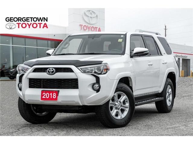 2018 Toyota 4Runner SR5 (Stk: 18-04895) in Georgetown - Image 1 of 20