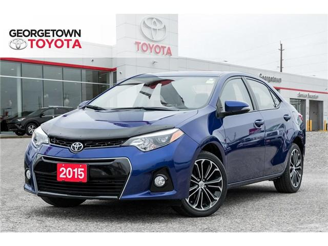 2015 Toyota Corolla  (Stk: 15-45032) in Georgetown - Image 1 of 18