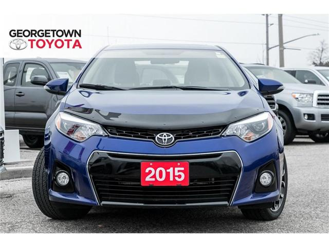 2015 Toyota Corolla  (Stk: 15-45032) in Georgetown - Image 2 of 18