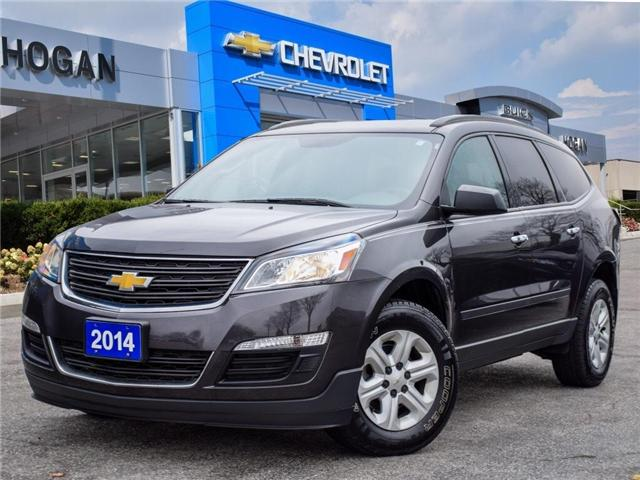 2014 Chevrolet Traverse LS (Stk: WN155016) in Scarborough - Image 1 of 29