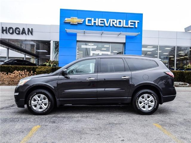 2014 Chevrolet Traverse LS (Stk: WN155016) in Scarborough - Image 2 of 29