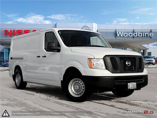 2018 Nissan NV Cargo NV1500 S V6 1N6BF0KM7JN806233 P7148 in Etobicoke