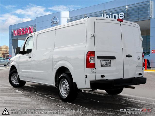 2018 Nissan NV Cargo NV1500 S V6 (Stk: P7148) in Etobicoke - Image 4 of 25