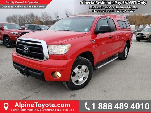 2011 Toyota Tundra SR5 (Stk: X769277A) in Cranbrook - Image 1 of 16
