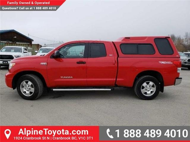 2011 Toyota Tundra SR5 (Stk: X769277A) in Cranbrook - Image 2 of 16