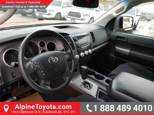 2011 Toyota Tundra SR5 (Stk: X769277A) in Cranbrook - Image 9 of 16