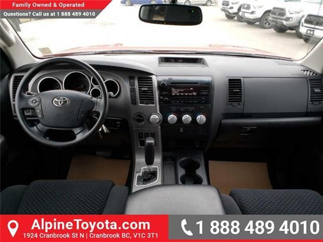 2011 Toyota Tundra SR5 (Stk: X769277A) in Cranbrook - Image 10 of 16