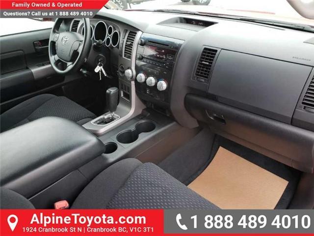 2011 Toyota Tundra SR5 (Stk: X769277A) in Cranbrook - Image 11 of 16