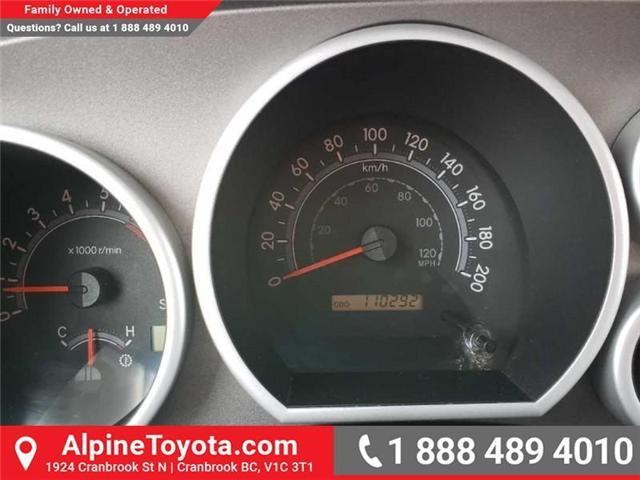 2011 Toyota Tundra SR5 (Stk: X769277A) in Cranbrook - Image 13 of 16