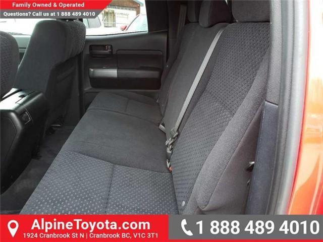 2011 Toyota Tundra SR5 (Stk: X769277A) in Cranbrook - Image 15 of 16