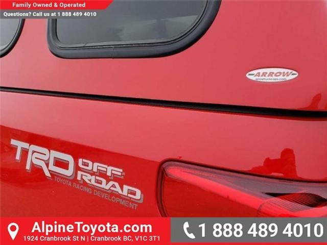 2011 Toyota Tundra SR5 (Stk: X769277A) in Cranbrook - Image 16 of 16