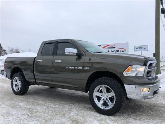 2012 RAM 1500 SLT (Stk: A2804) in Miramichi - Image 1 of 30