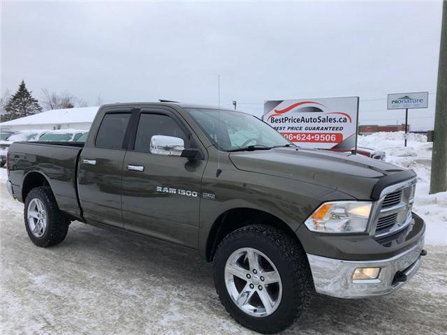 2012 RAM 1500 SLT (Stk: A2804) in Miramichi - Image 2 of 30
