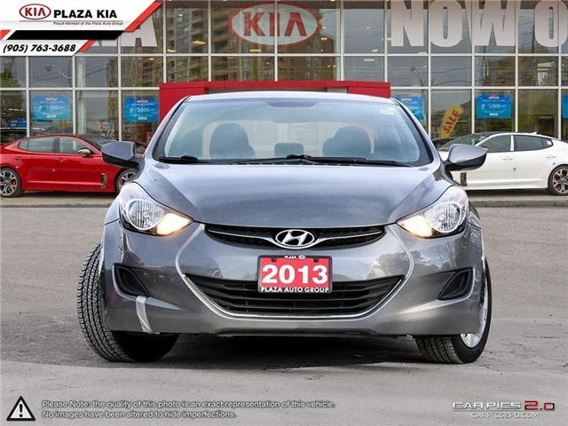 2013 Hyundai Elantra  (Stk: 6667A) in Richmond Hill - Image 2 of 26
