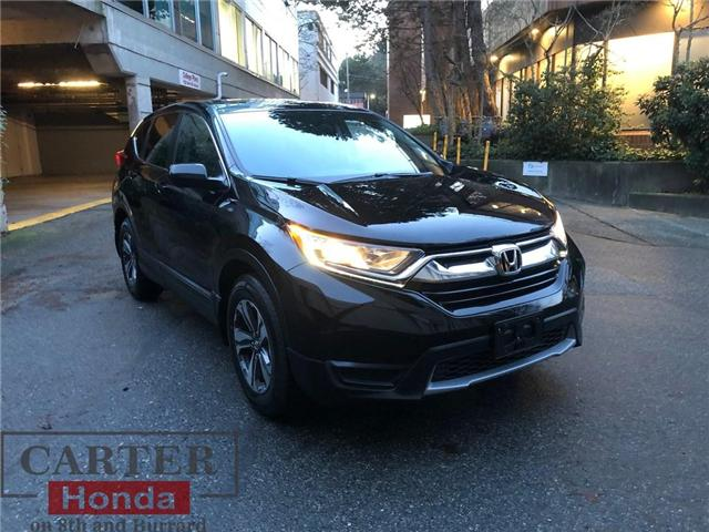 2017 Honda CR-V LX (Stk: B01660) in Vancouver - Image 1 of 21