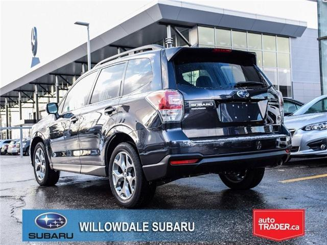 2018 Subaru Forester 2.5i LIMITED|SUNROOF|BLUETOOTH|NAVI|LEATHER (Stk: 18D42) in Toronto - Image 3 of 27