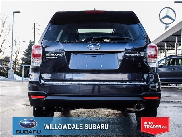 2018 Subaru Forester 2.5i LIMITED|SUNROOF|BLUETOOTH|NAVI|LEATHER (Stk: 18D42) in Toronto - Image 4 of 27