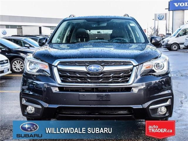 2018 Subaru Forester 2.5i LIMITED|SUNROOF|BLUETOOTH|NAVI|LEATHER (Stk: 18D42) in Toronto - Image 5 of 27