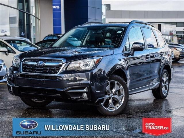 2018 Subaru Forester 2.5i LIMITED|SUNROOF|BLUETOOTH|NAVI|LEATHER (Stk: 18D42) in Toronto - Image 6 of 27
