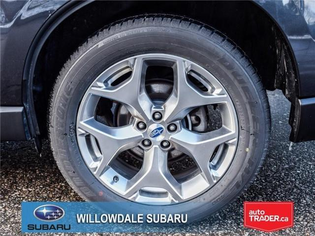 2018 Subaru Forester 2.5i LIMITED|SUNROOF|BLUETOOTH|NAVI|LEATHER (Stk: 18D42) in Toronto - Image 9 of 27