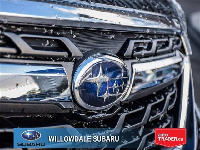2018 Subaru Forester 2.5i LIMITED|SUNROOF|BLUETOOTH|NAVI|LEATHER (Stk: 18D42) in Toronto - Image 11 of 27