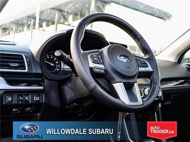 2018 Subaru Forester 2.5i LIMITED|SUNROOF|BLUETOOTH|NAVI|LEATHER (Stk: 18D42) in Toronto - Image 12 of 27
