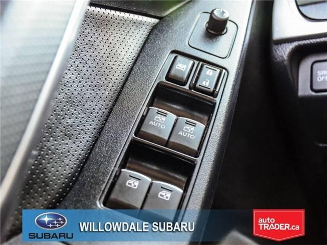 2018 Subaru Forester 2.5i LIMITED|SUNROOF|BLUETOOTH|NAVI|LEATHER (Stk: 18D42) in Toronto - Image 24 of 27