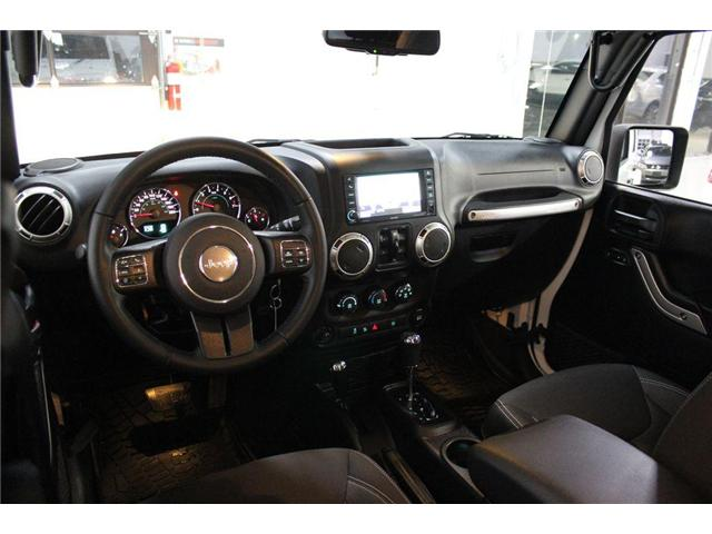 2017 Jeep Wrangler Unlimited Sahara (Stk: 668140) in Vaughan - Image 24 of 28