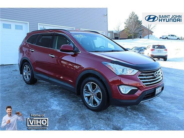2015 Hyundai Santa Fe XL  (Stk: U1976) in Saint John - Image 1 of 23