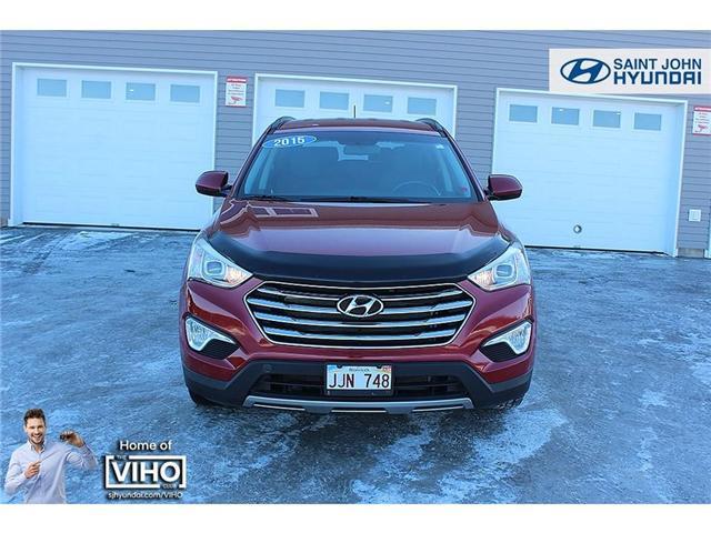 2015 Hyundai Santa Fe XL  (Stk: U1976) in Saint John - Image 2 of 23