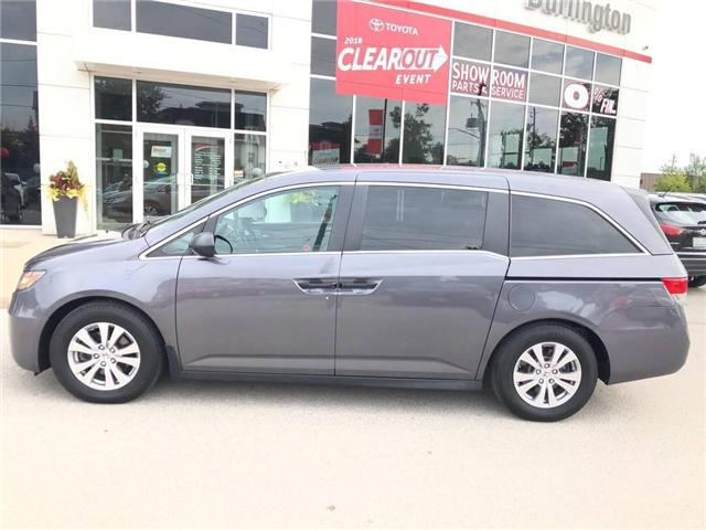 2016 Honda Odyssey SE (Stk: 188524A) in Burlington - Image 2 of 20