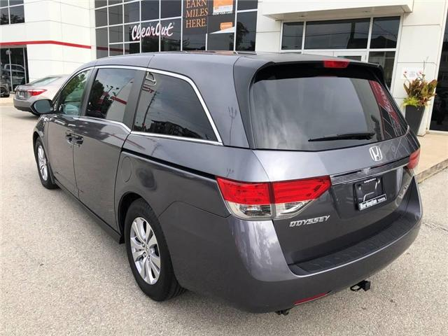 2016 Honda Odyssey SE (Stk: 188524A) in Burlington - Image 3 of 20