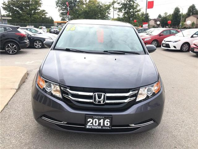 2016 Honda Odyssey SE (Stk: 188524A) in Burlington - Image 8 of 20