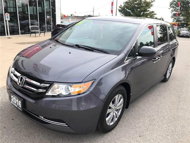 2016 Honda Odyssey SE (Stk: 188524A) in Burlington - Image 9 of 20
