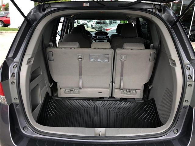 2016 Honda Odyssey SE (Stk: 188524A) in Burlington - Image 20 of 20
