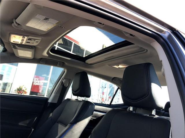2018 Toyota Corolla SE (Stk: U10524) in Burlington - Image 9 of 11