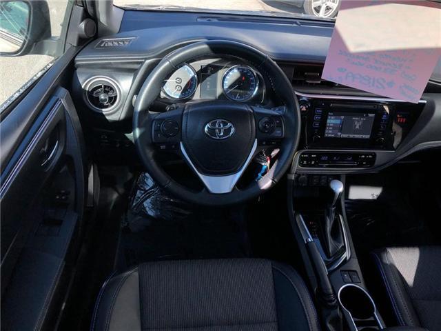 2018 Toyota Corolla SE (Stk: U10524) in Burlington - Image 11 of 11