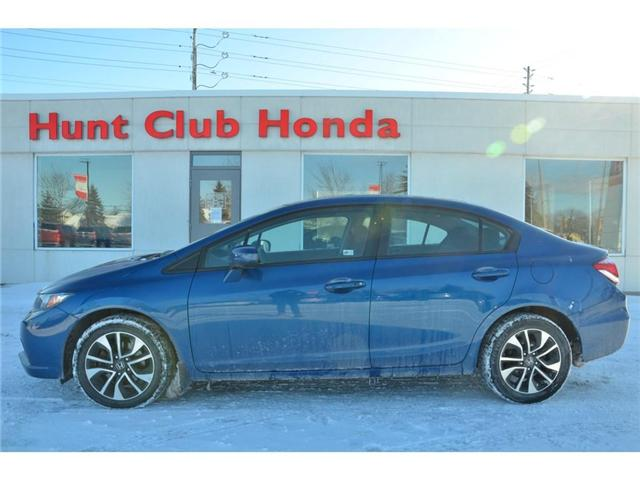 2015 Honda Civic EX (Stk: 6998A) in Gloucester - Image 1 of 27