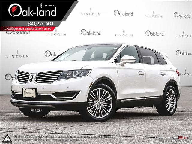2016 Lincoln MKX Reserve (Stk: 9X016A) in Oakville - Image 1 of 26