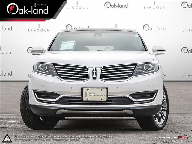 2016 Lincoln MKX Reserve (Stk: 9X016A) in Oakville - Image 2 of 26