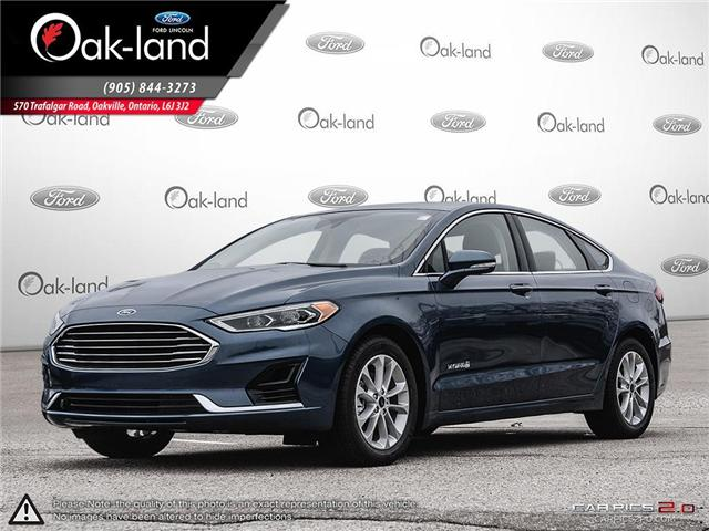 2019 Ford Fusion Hybrid SEL (Stk: 9U004) in Oakville - Image 1 of 25