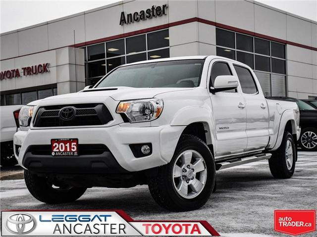 2015 Toyota Tacoma V6 (Stk: 3772) in Ancaster - Image 1 of 23