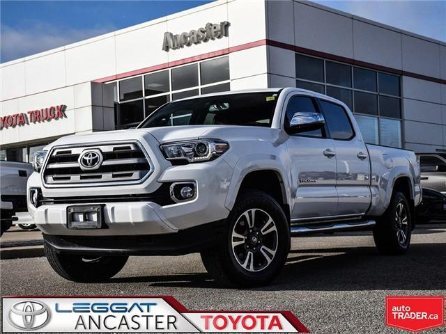 2016 Toyota Tacoma Limited V6 (Stk: 18057A) in Ancaster - Image 1 of 23