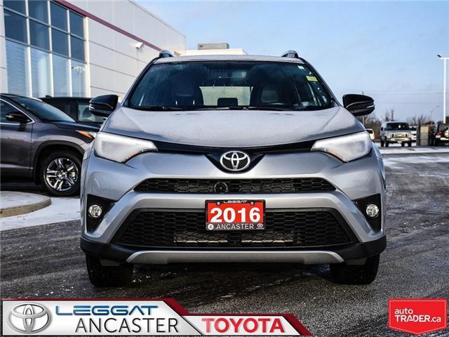 2016 Toyota RAV4 SE (Stk: 3775) in Ancaster - Image 2 of 23